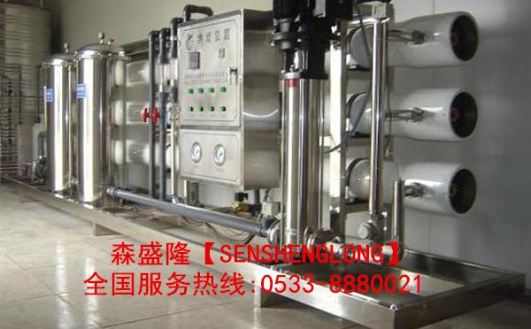 吉林反渗透阻垢剂SS810产品应用实例
