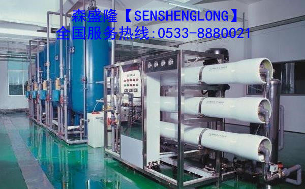 通化RO膜阻垢剂应用实例