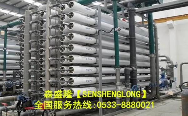长春反渗透膜用阻垢剂行业应用实例