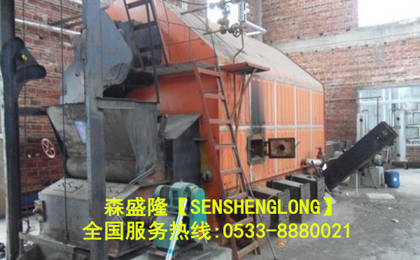 吉林长春锅炉除垢剂SZ810产品应用