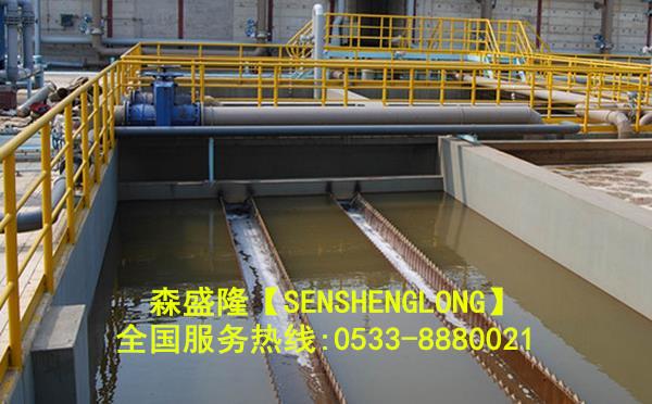 吉林通化杀菌灭藻剂SM305【氧化型】产品应用
