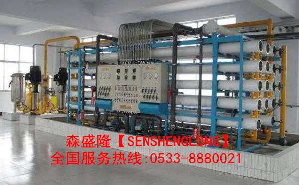 反渗透阻垢剂SS815【酸式】产品应用领域