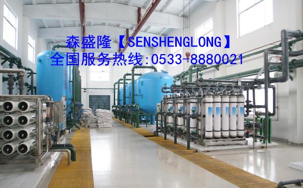 反渗透阻垢剂在电厂水处理中的应用