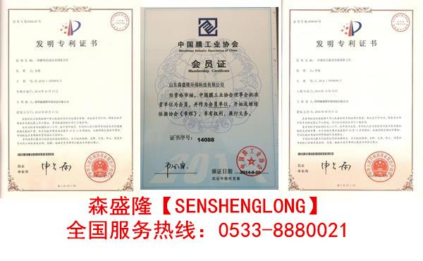 碱式膜阻垢剂SL810适用各类膜阻垢